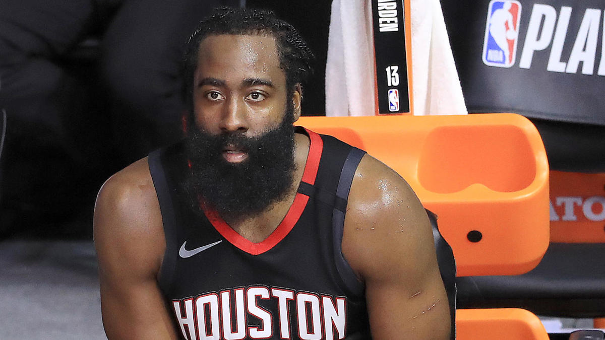 James Harden makes two more additions to his trade destination wishlist - THE SPORTS ROOM