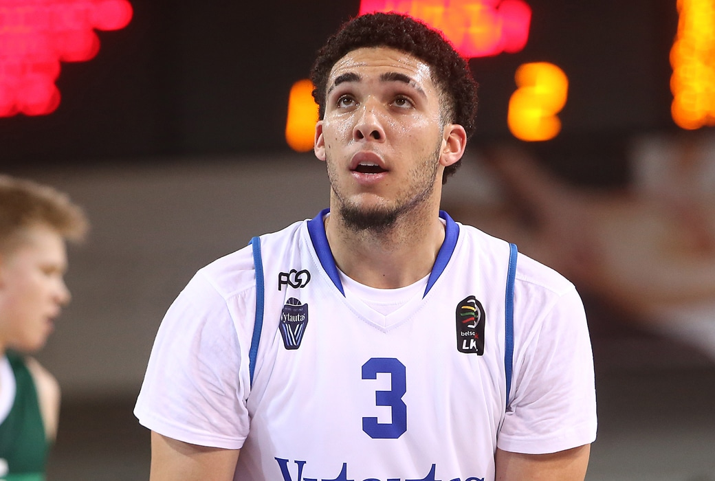 Pistons pick LiAngelo joins NBA roaster as the 3rd Ball sibling - THE SPORTS ROOM