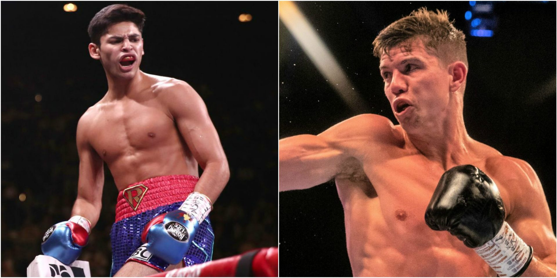 """Ryan García claims Luke Campbell will """"get his ass whipped"""" on Jan 2 - THE SPORTS ROOM"""