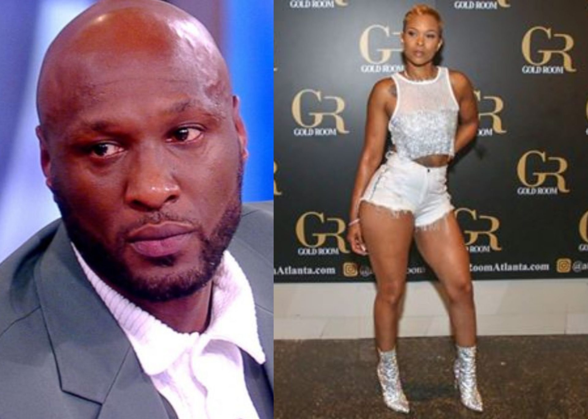 "Lamar Odom claims his social media accounts have been ""held hostage"" by ex-girlfriend Sabrina Parr - THE SPORTS ROOM"