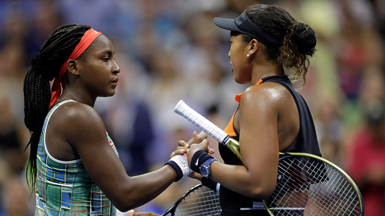 Naomi Osaka and Coco Gauff-Unlikely tennis leaders in the Covid ravaged world - THE SPORTS ROOM