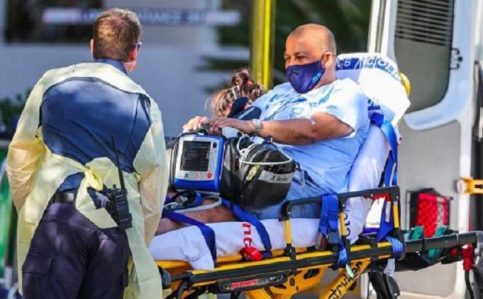 Australian Open: Brazilian umpire Carlos Bernardez suffers a heart attack in Melbourne - THE SPORTS ROOM