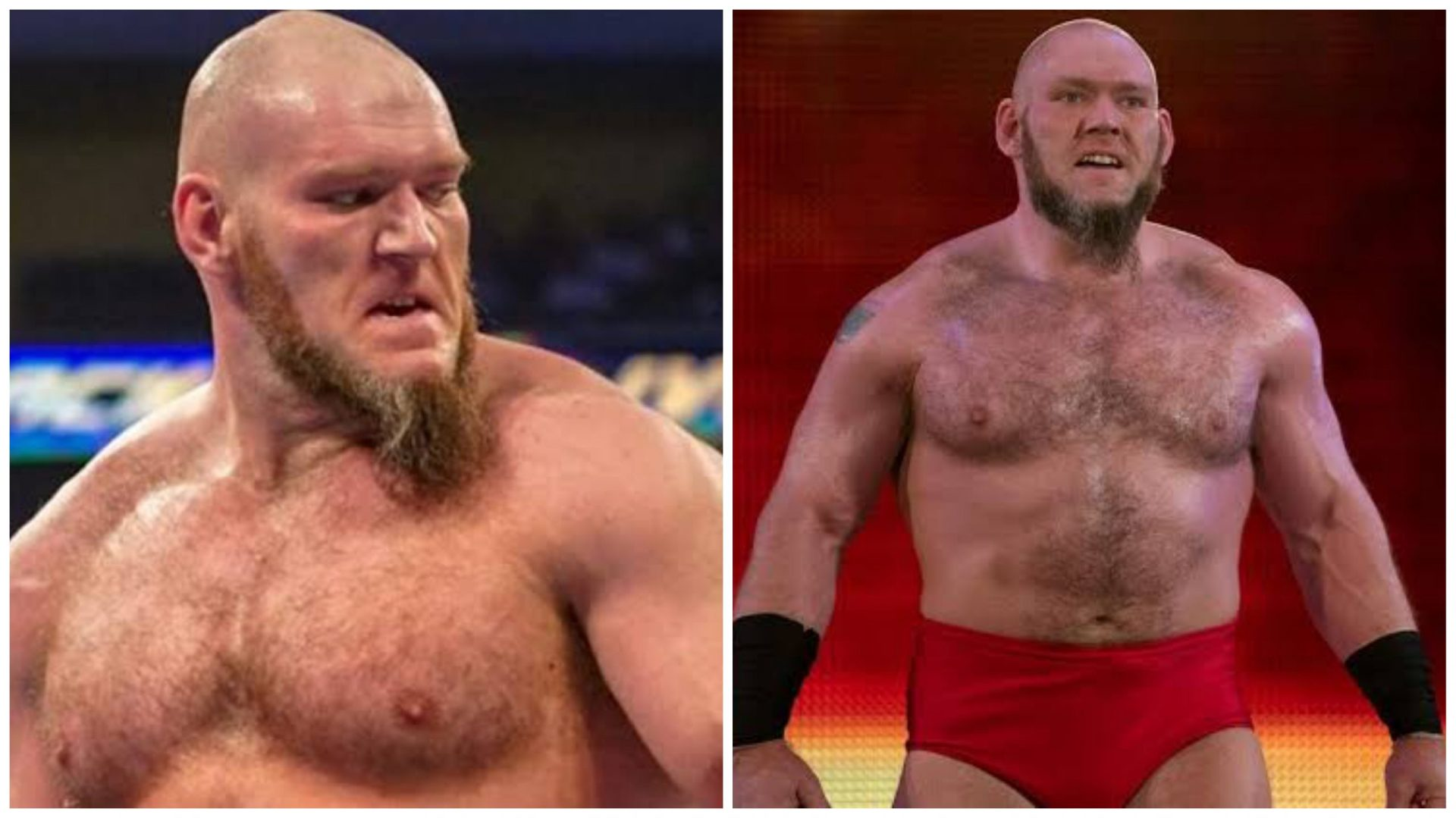 Lars Sullivan has been quietly released by WWE - THE SPORTS ROOM