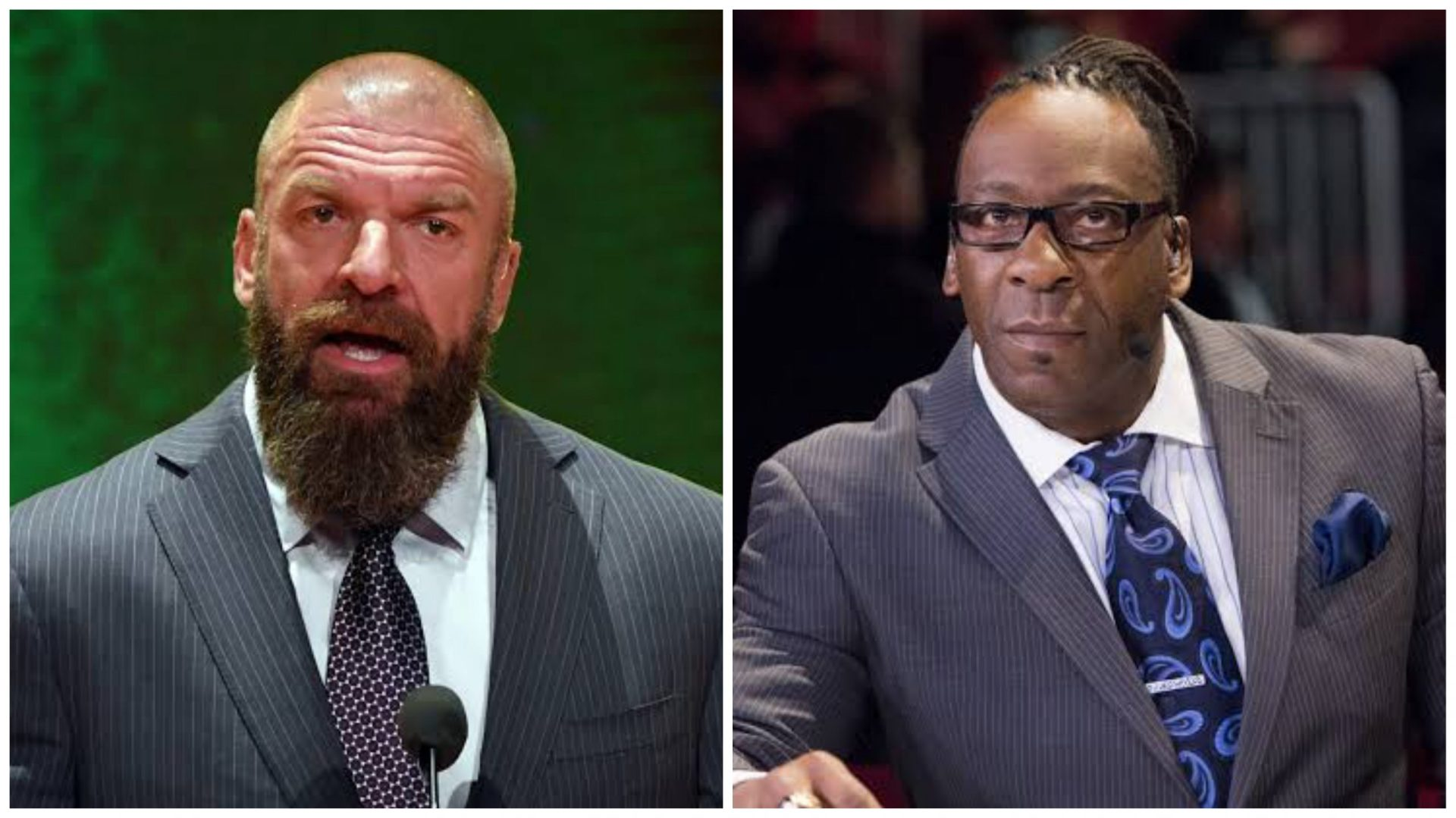 Booker T speaks about possible Wrestlemania 19 rematch against Triple H - THE SPORTS ROOM