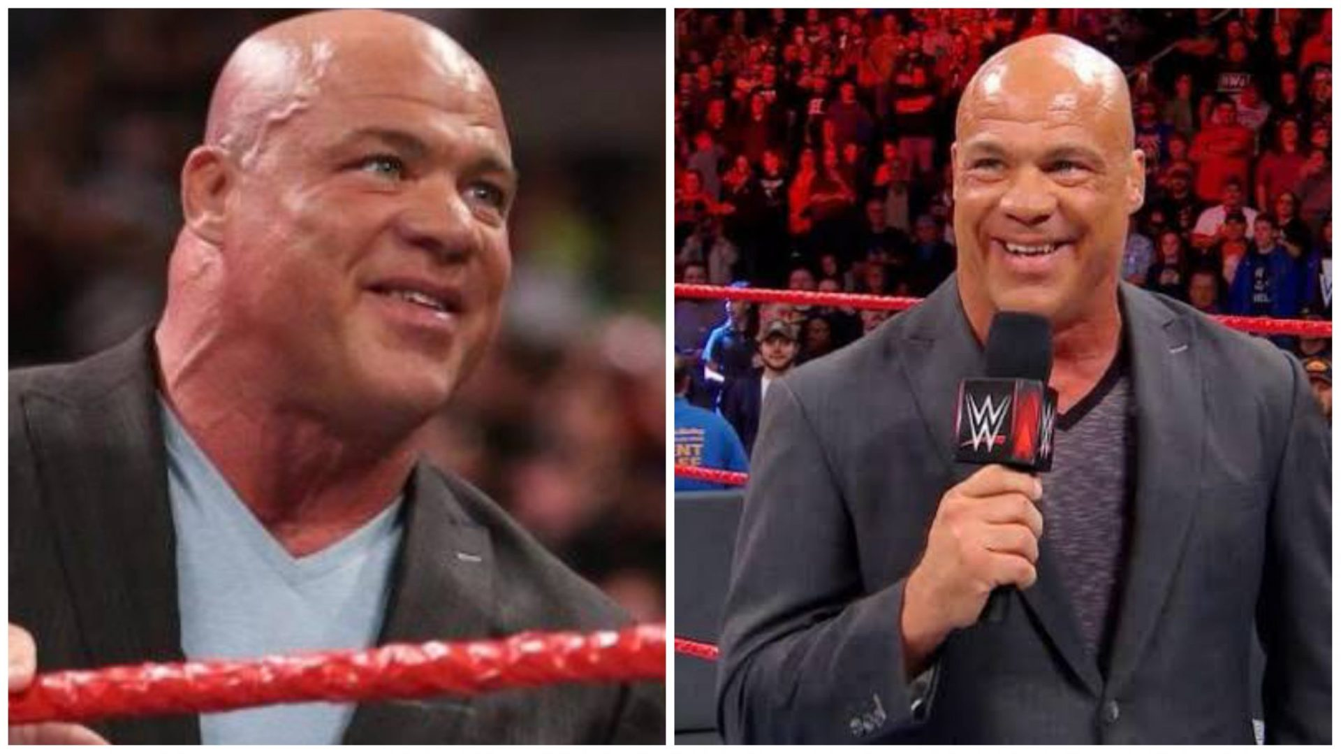 Kurt Angle names his top four in-ring performers - THE SPORTS ROOM