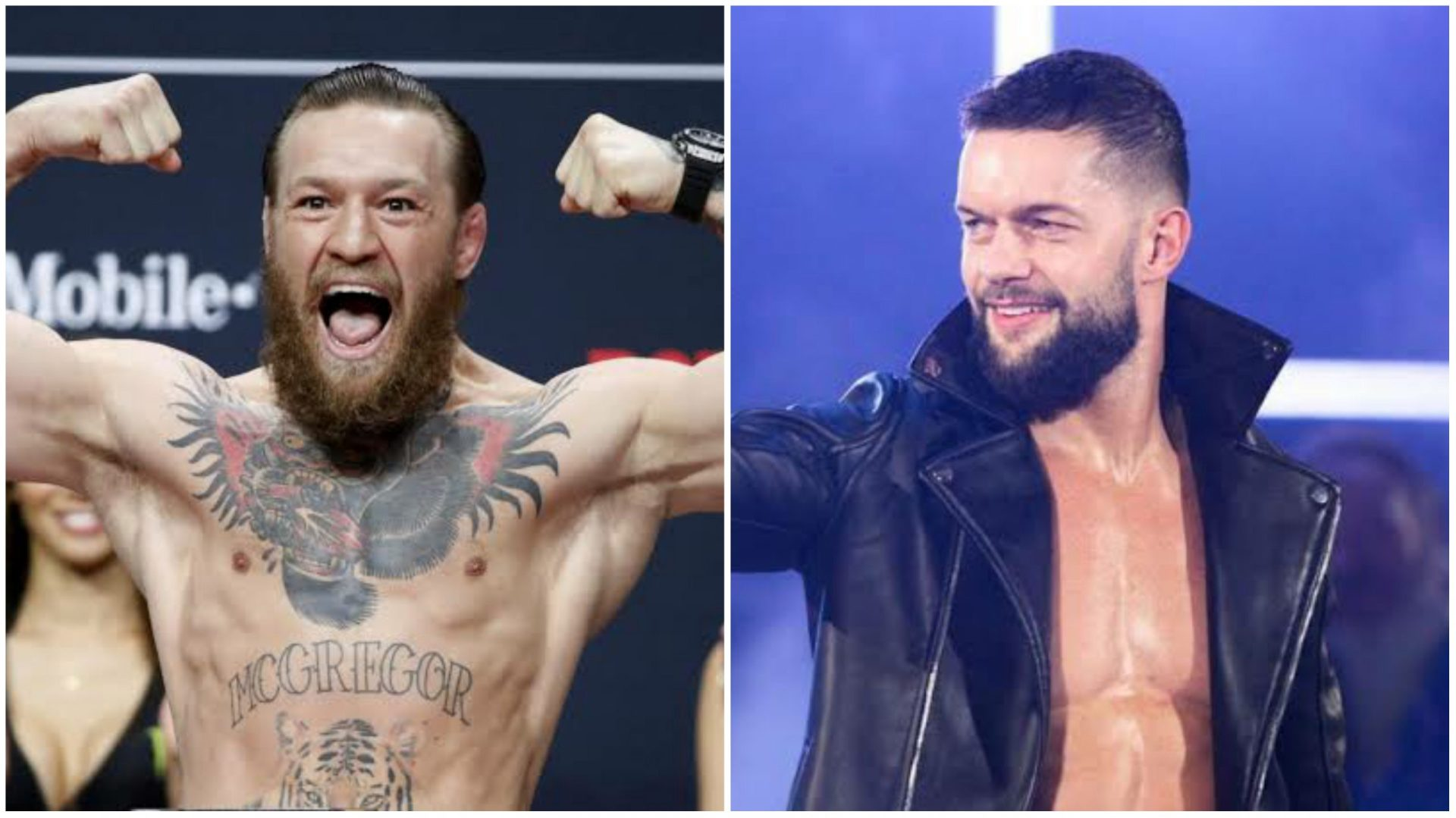 Finn Bálor challenges Conor McGregor on Twitter, McGregor replies - THE SPORTS ROOM