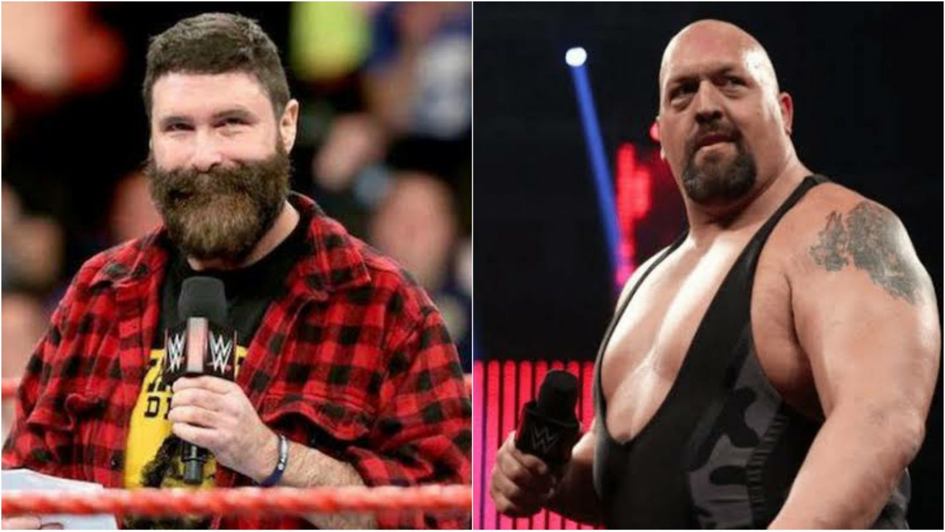 Mick Foley reveals possible reason for Big Show joining AEW - THE SPORTS ROOM