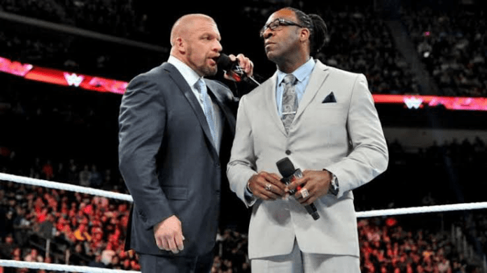 Booker T nulls rumors of a comeback to in-ring competition - THE SPORTS ROOM