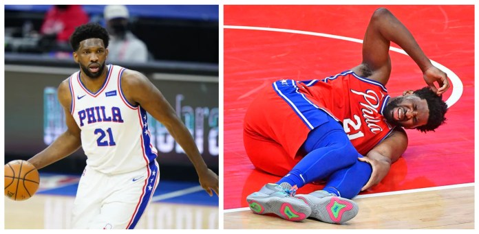 Joel Embiid slated to start for 76ers against Timberwolves