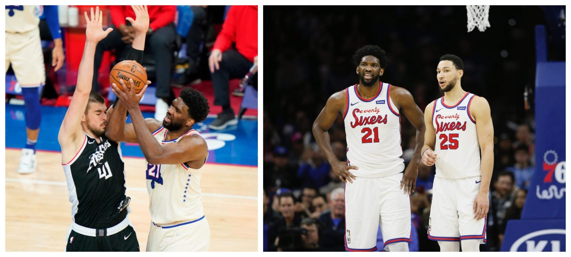 Ben Simmons vouches for teammate Joel Embiid as the MVP - THE SPORTS ROOM