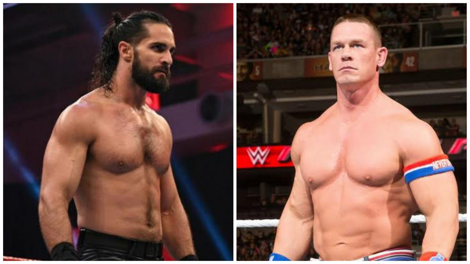 "Seth Rollins replies to John Cena's ""changes"" tweet - THE SPORTS ROOM"