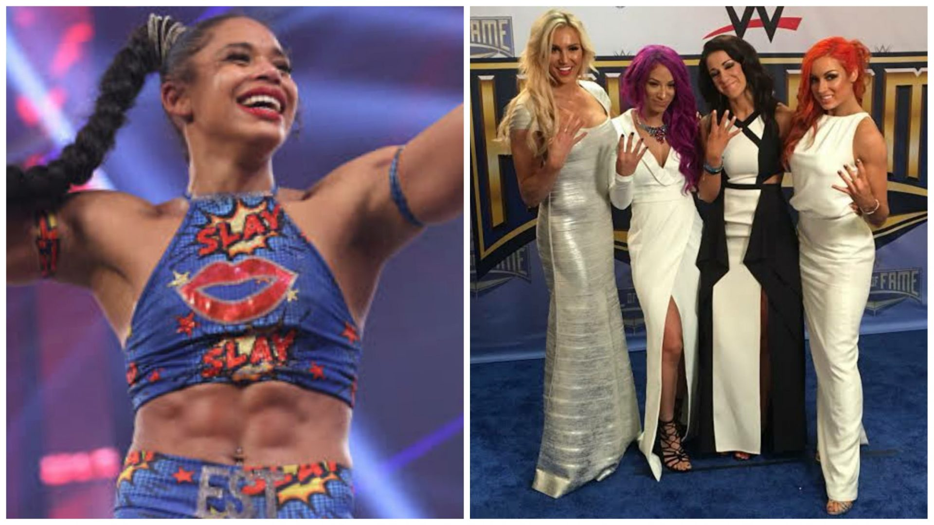 Bianca Belair looks to defeat all members of The Four Horsewomen - THE SPORTS ROOM