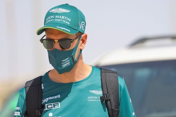I think I'm still learning: Sebastian Vettel touches on his disappointing Aston Martin debut - THE SPORTS ROOM