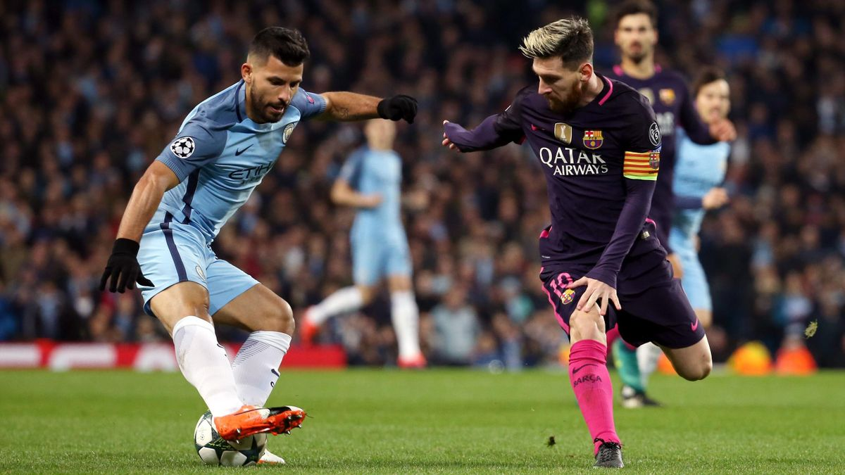 Sergio Agüero agrees to a 2-year deal with FC Barcelona - THE SPORTS ROOM