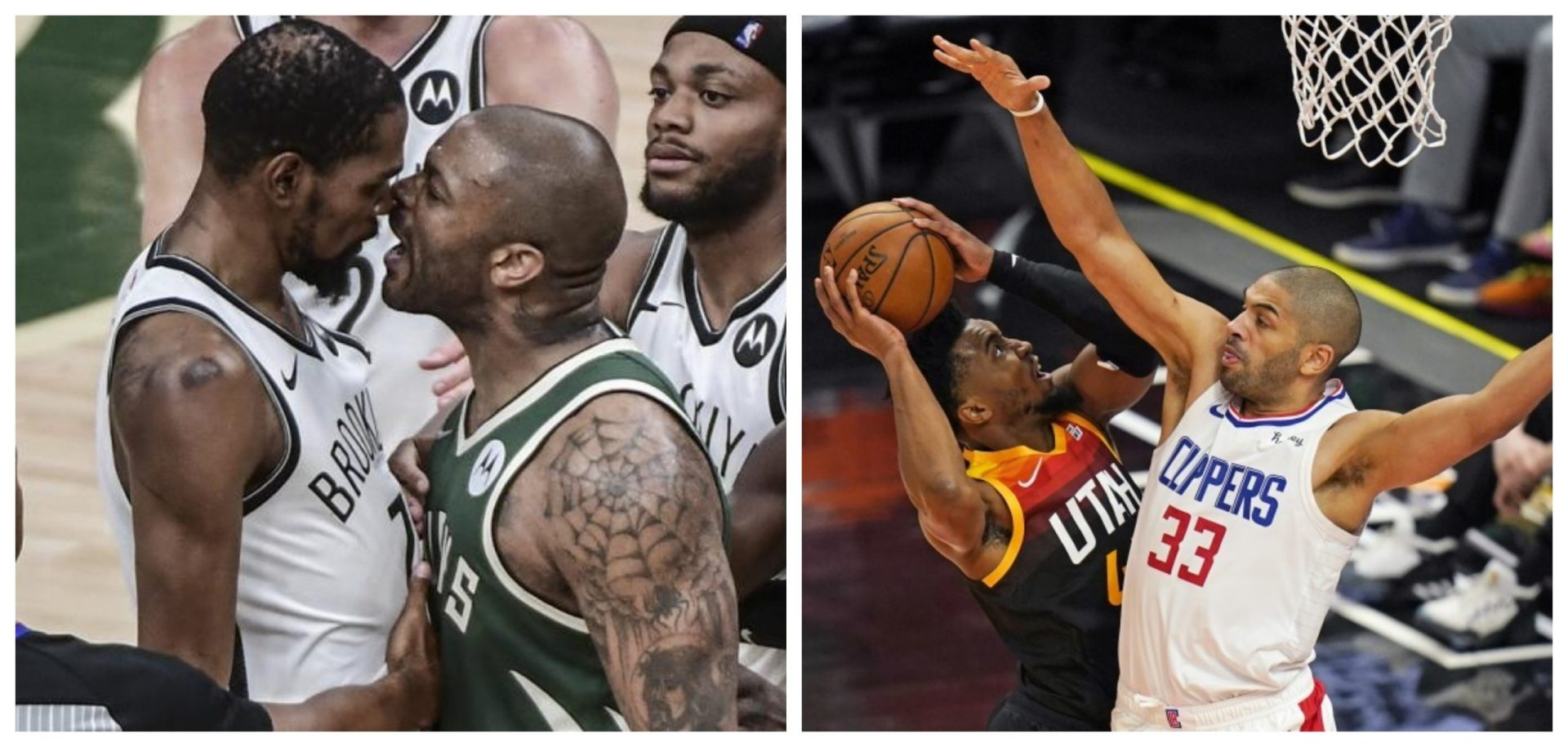 NBA Playoffs Day 20 Review: Bucks win tight affair against Nets; Jazz extend lead over Clippers - THE SPORTS ROOM