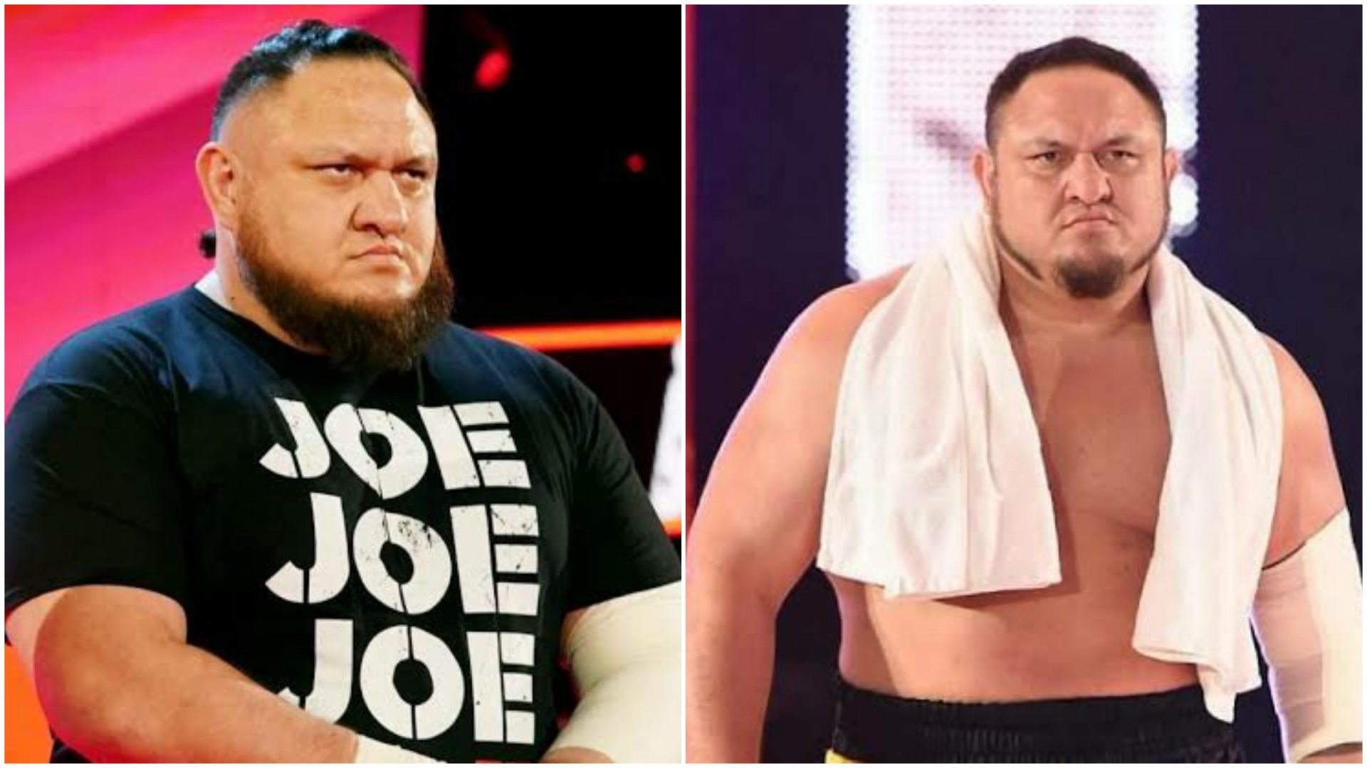 Samoa Joe, released two months back, returns to WWE NXT - THE SPORTS ROOM