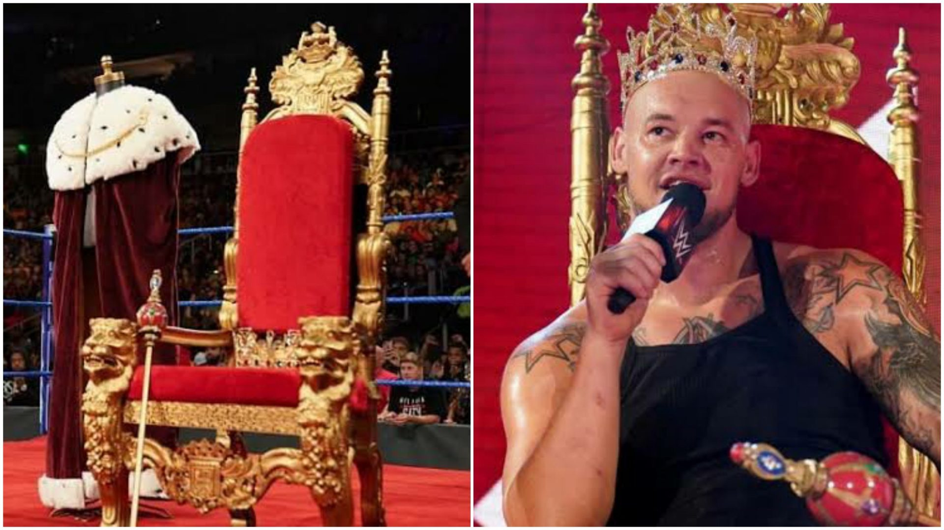 WWE to reportedly host a King Of The Ring tournament soon - THE SPORTS ROOM