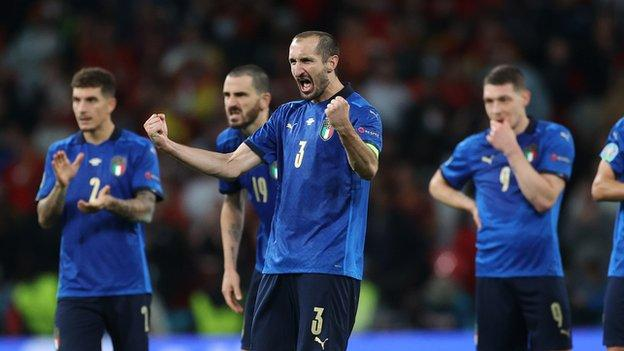 Italy beat England on penalties to win Euro 2020 - THE SPORTS ROOM