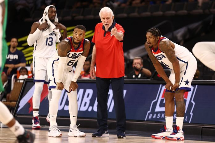 Team USA stunned by Nigeria in pre-Olympic exhibition match