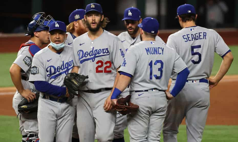 The Los Angeles Dodgers Are Favorites For World Series Glory - THE SPORTS ROOM