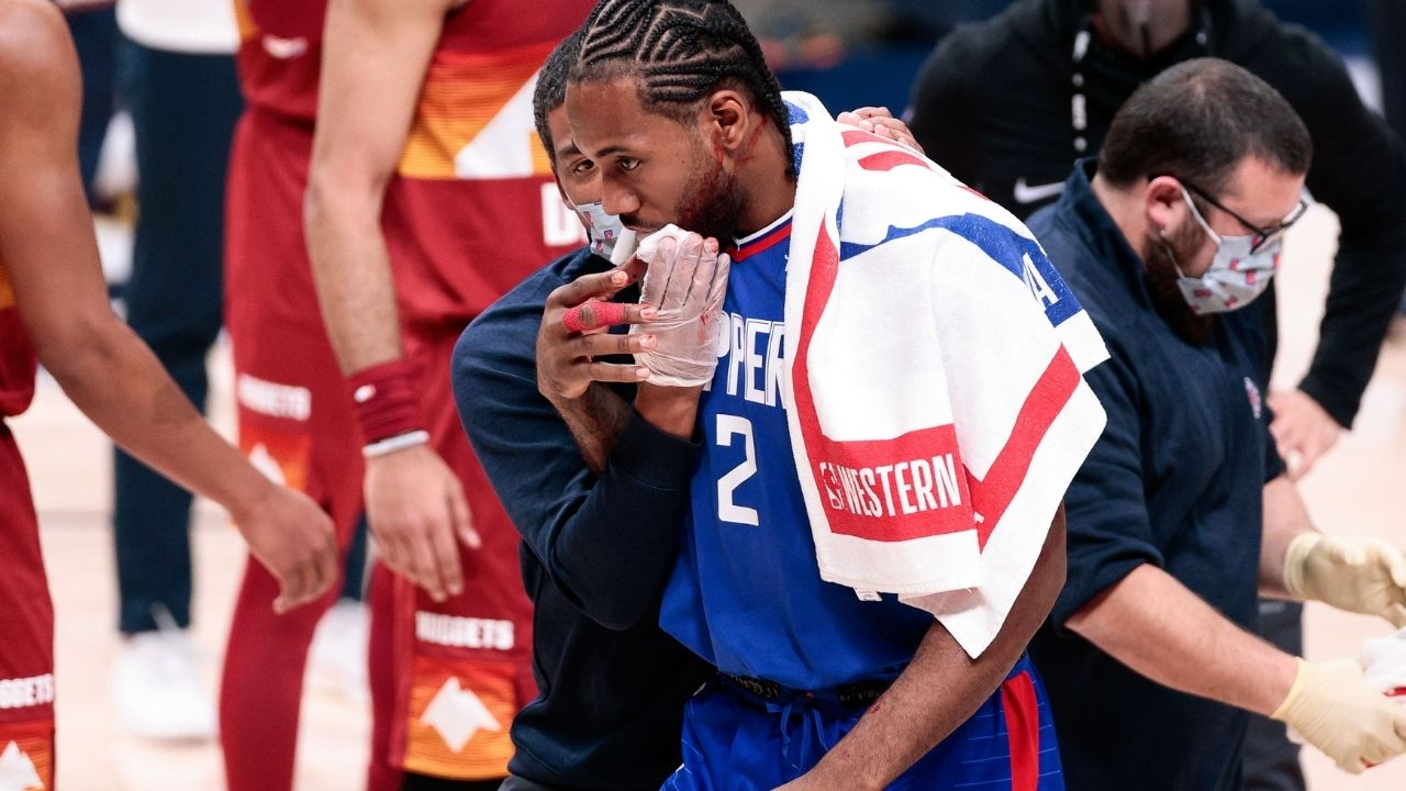 Kawhi Leonard undergoes surgery to repair ACL; expected to be out for 9 months - THE SPORTS ROOM