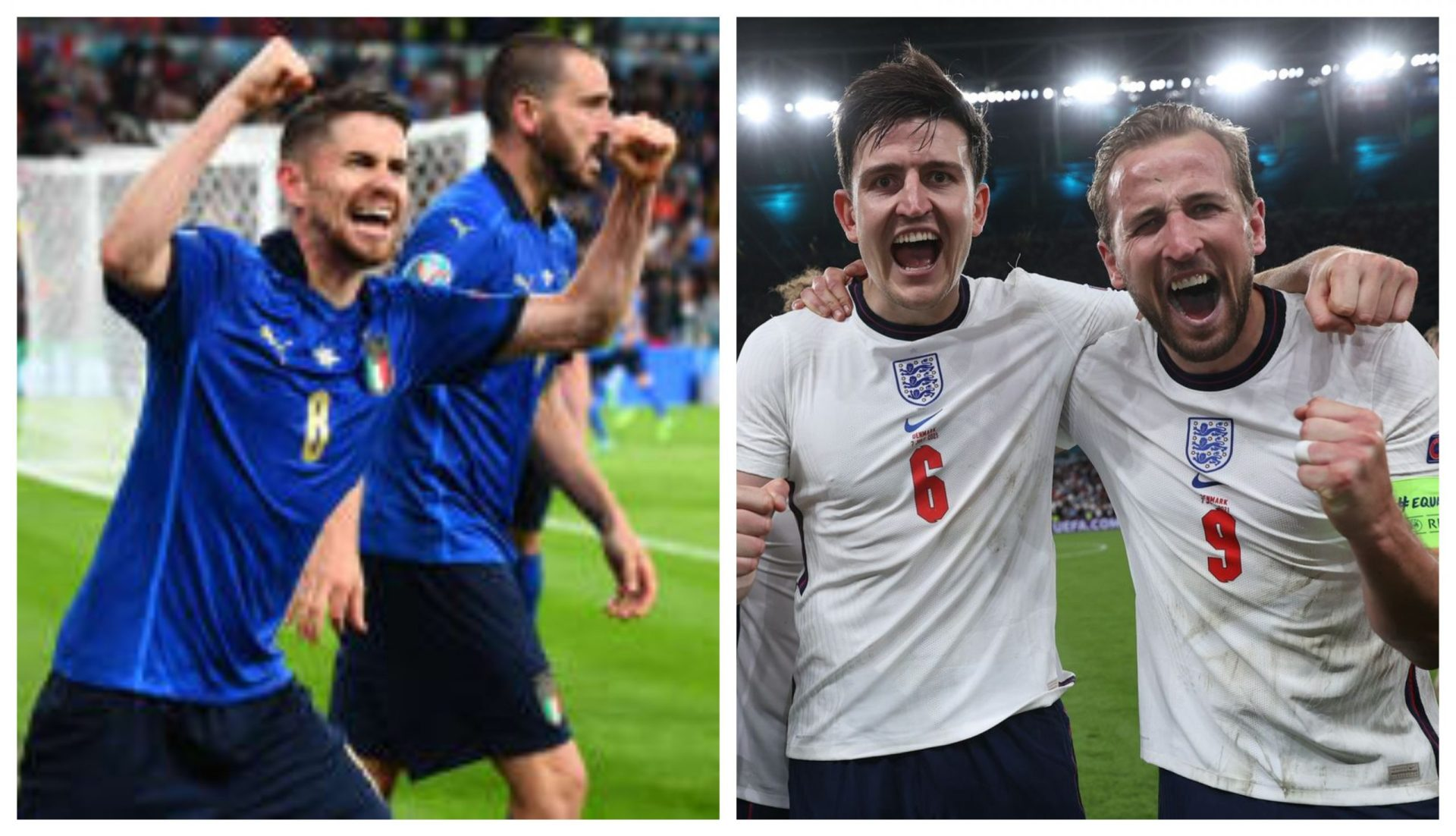 EURO 2020 Final: England vs Italy Odds, Predictions and Analysis - THE SPORTS ROOM
