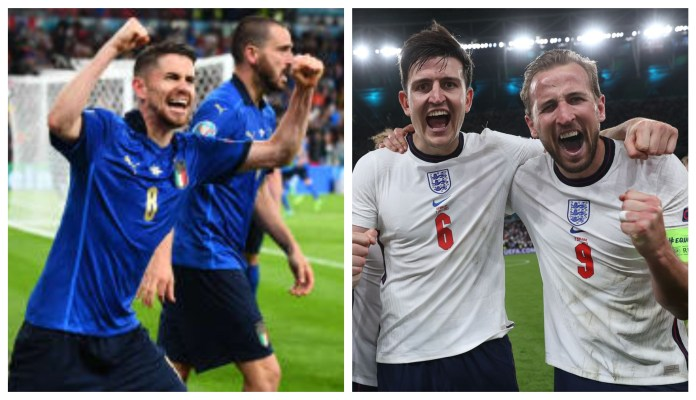 EURO 2020 Final: England vs Italy Odds, Predictions and Analysis
