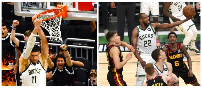 NBA Playoffs Review: Giannis-less Bucks win Game 6 to claim a 3-2 lead