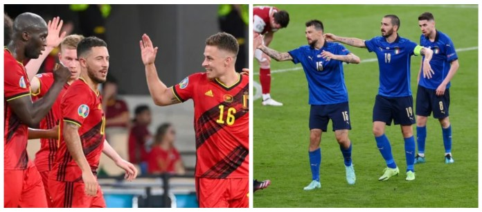 EURO 2020: Belgium vs Italy QF 2 Odds, Predictions, and Analysis