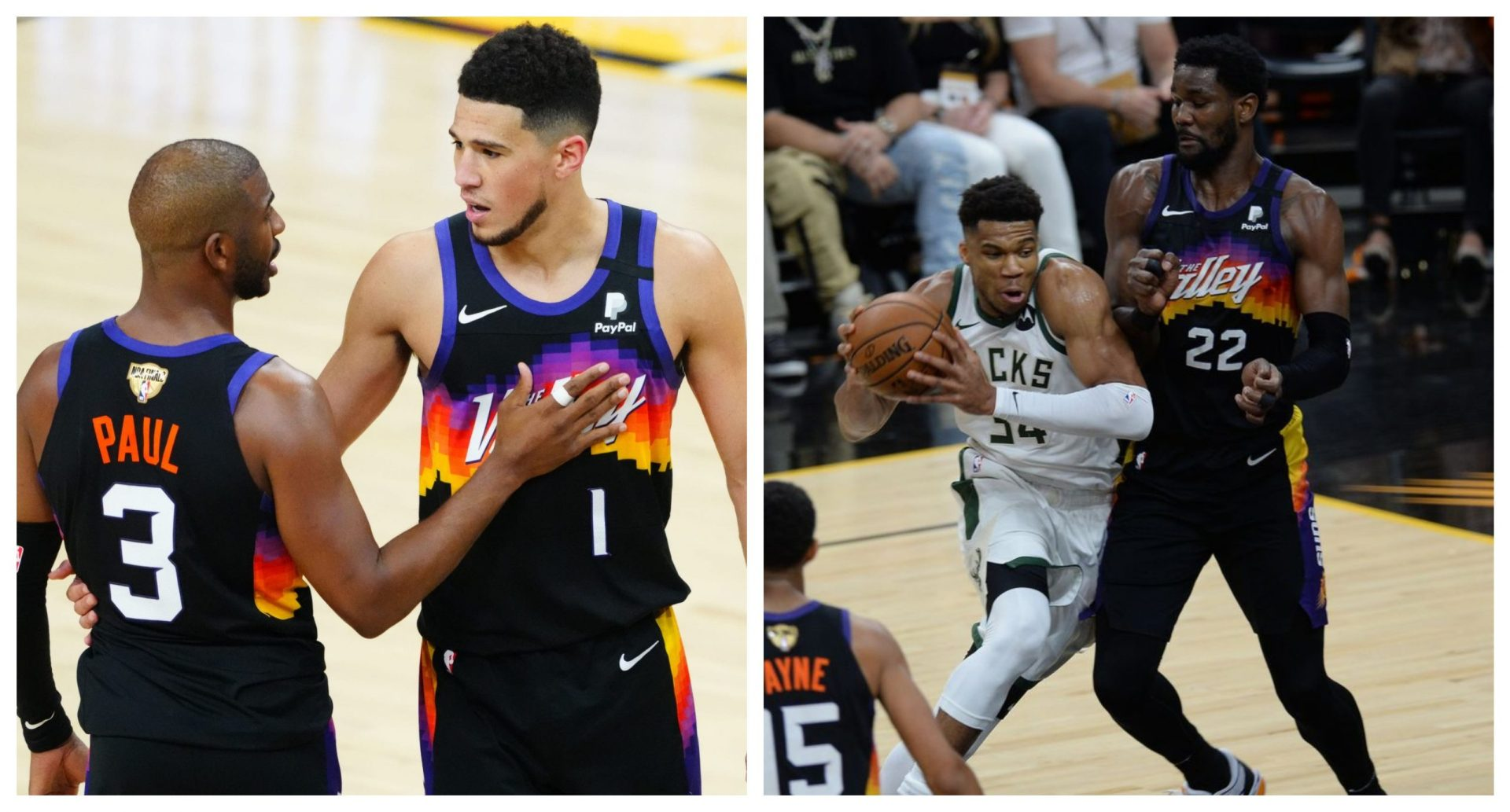 NBA Finals Review: Chris Paul leads Suns' charge in maiden finals appearance to draw first blood - THE SPORTS ROOM