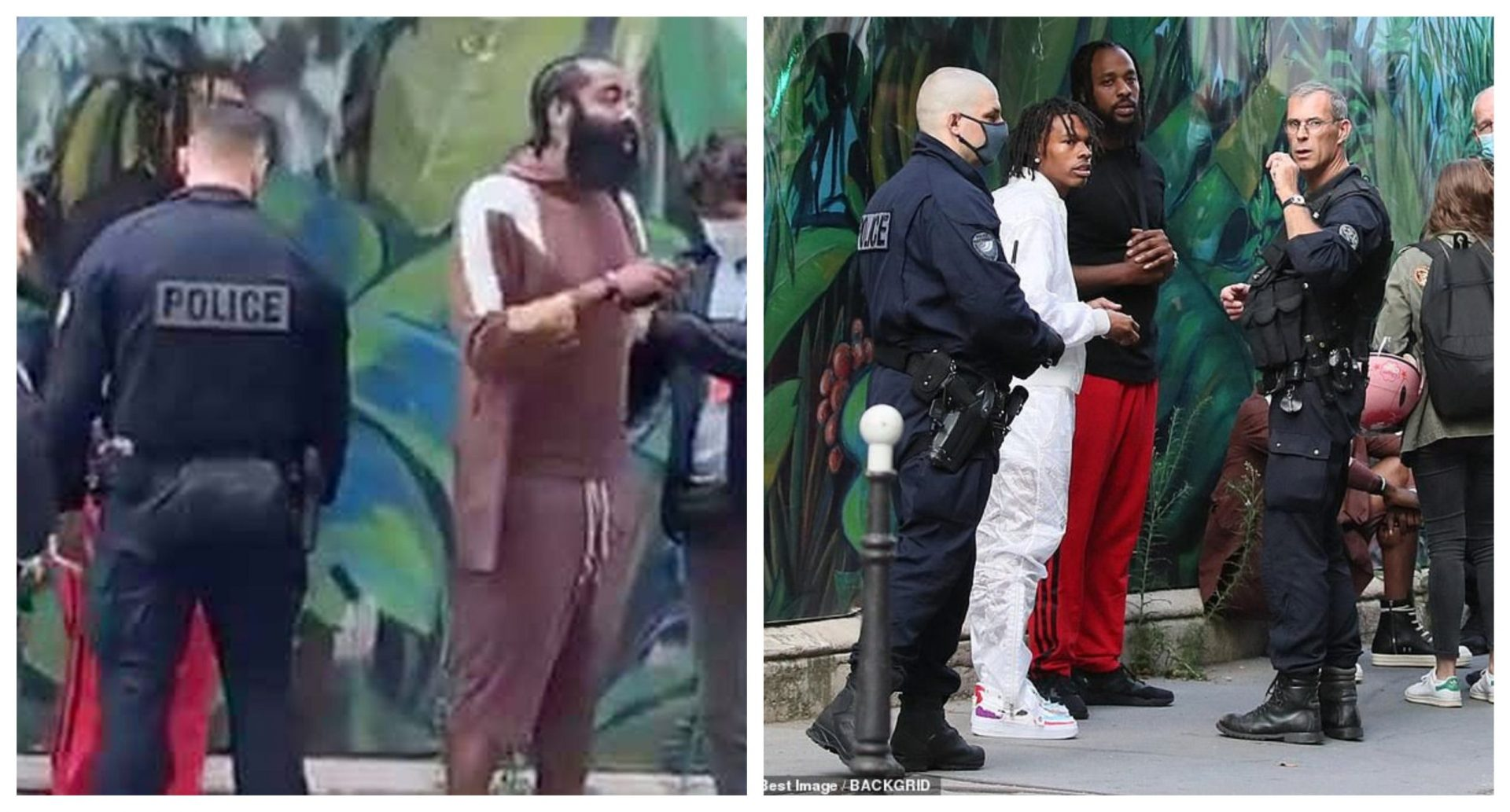 James Harden detained in Paris over narcotics charges - THE SPORTS ROOM