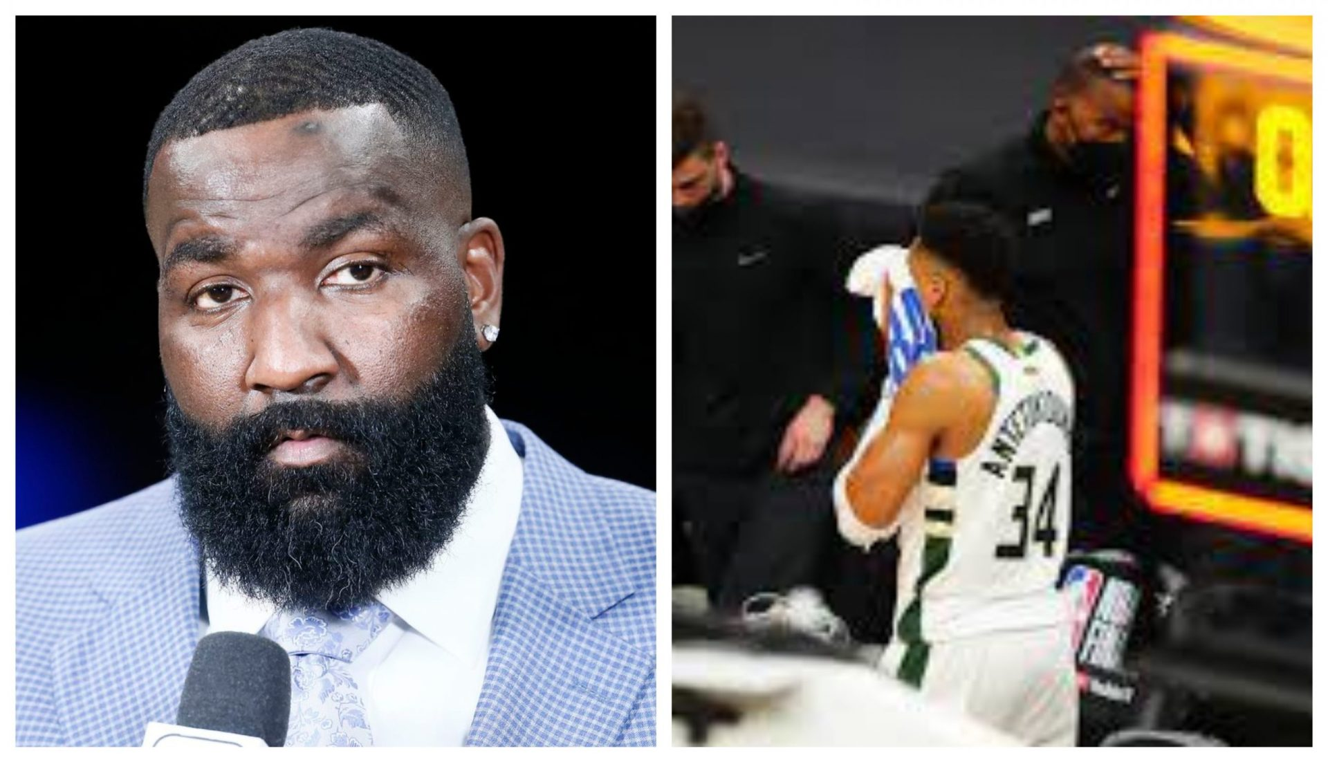 """""""Bucks are the dumbest team in Finals history"""", claims Kendrick Perkins following 2-0 deficit - THE SPORTS ROOM"""