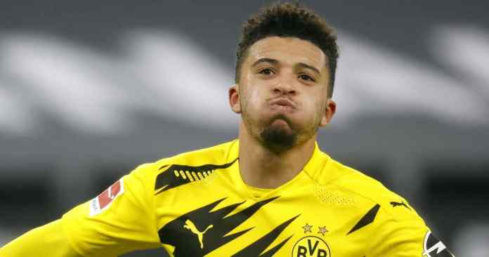 Manchester United agree £73m transfer fee to sign Jadon Sancho