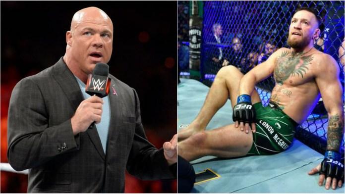 WWE HoF Kurt Angle takes a hilarious jibe at UFC star - THE SPORTS ROOM