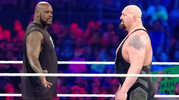 I'm not hard to find: Paul Wight responds to Shaq's challenge - THE SPORTS ROOM