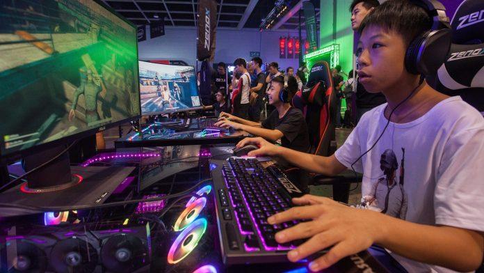 china minor gaming