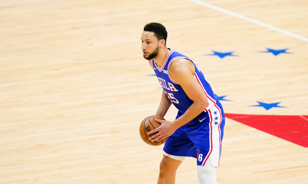 Ben Simmons expresses desire to leave Philadelphia 76ers ahead of upcoming season - THE SPORTS ROOM