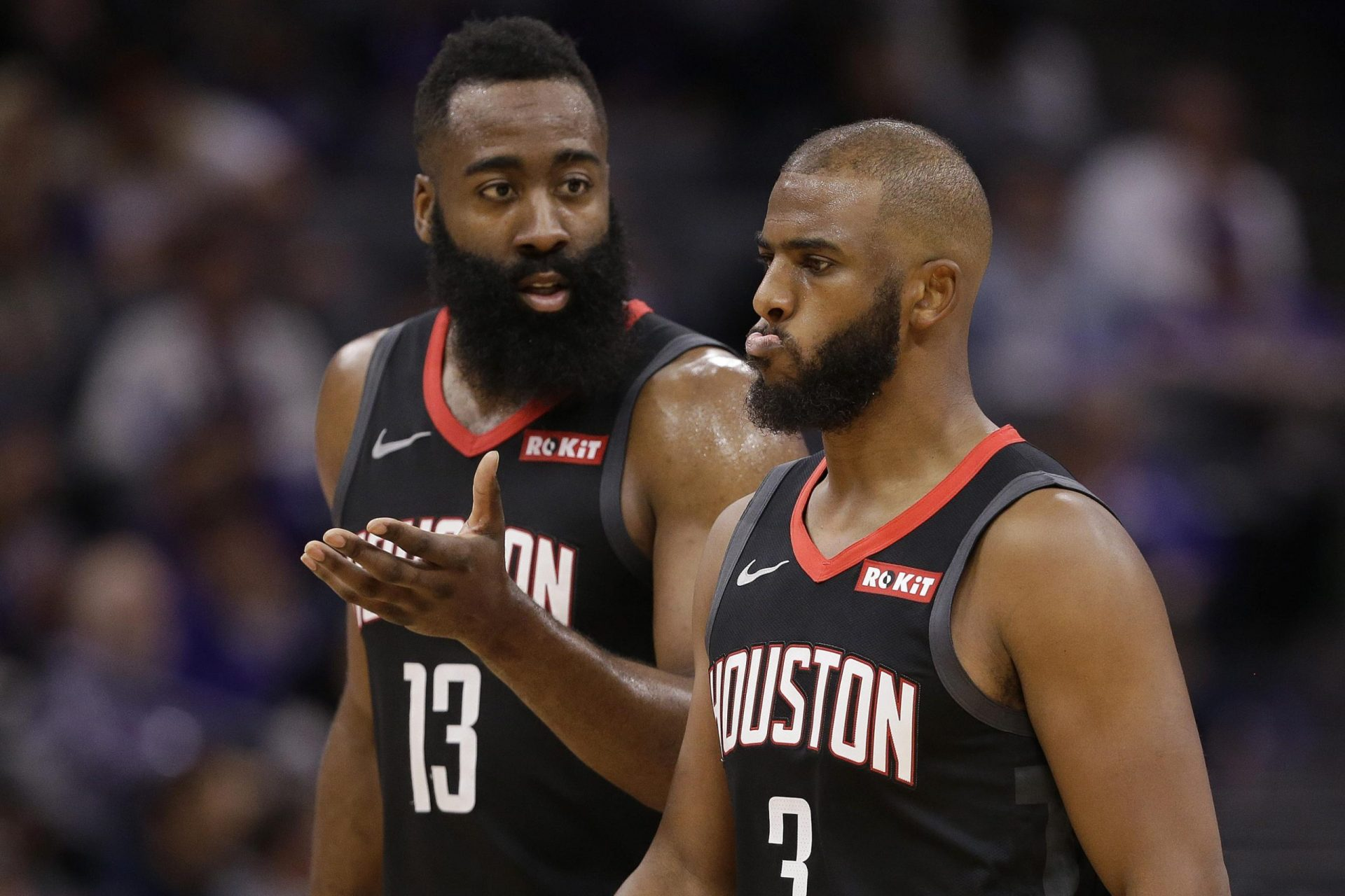 Chris Paul rates James Harden as the best scorer in the NBA