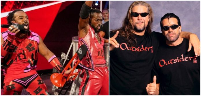 the new day outsiders