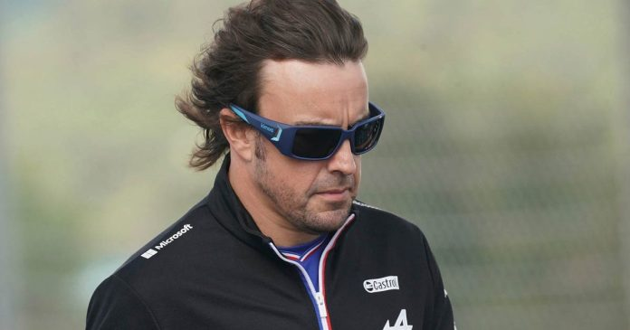 Fernando Alonso slams F1 for playing favorites - THE SPORTS ROOM