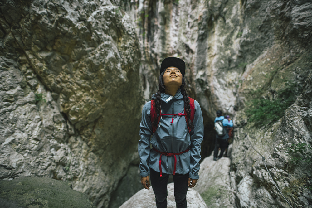 THE NORTH FACE: EXPLORATION WITHOUT COMPROMISE