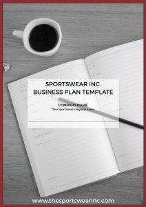 Sportswear Inc. Business Plan