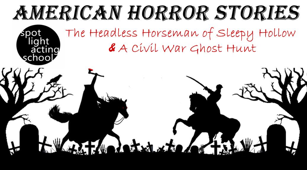 American Horror Stories – The Headless Horseman / Ghost Hunt
