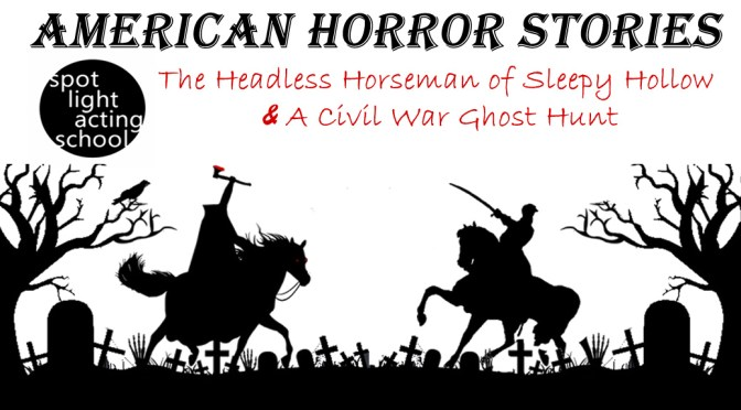 American Horror Stories – The Headless Horseman / Ghost Hunt