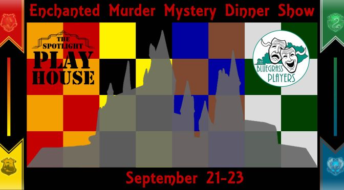 Enchanted Murder Mystery Dinner Show