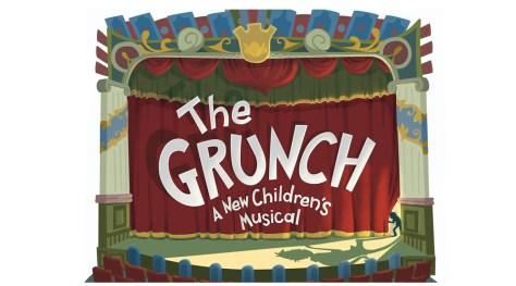 the grunch logo