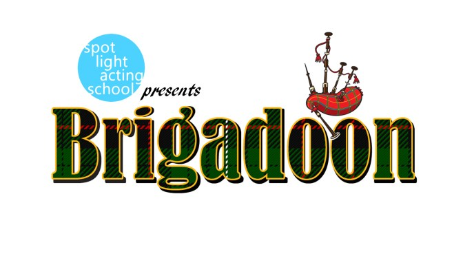 Brigadoon Spotlight Logo