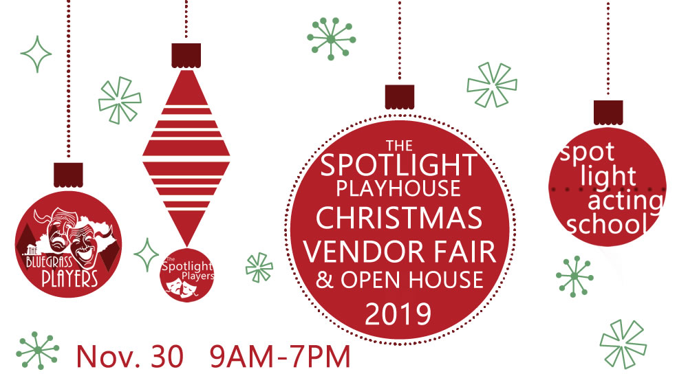 Christmas Vendor Fair and Open House (Nov. 30th)