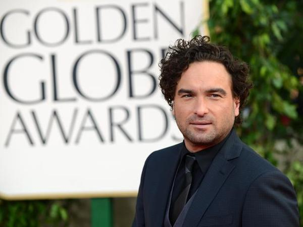 Johnny Galecki Split