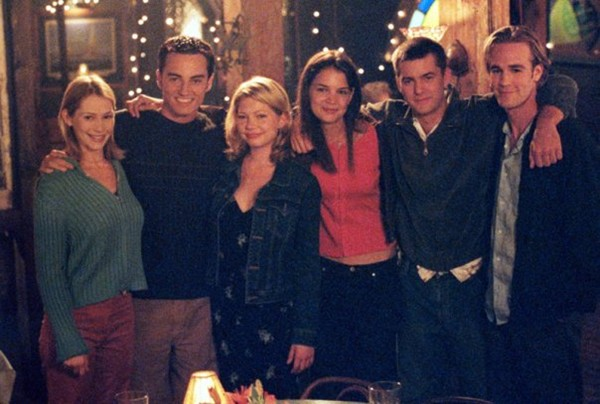 Katie Holmes Dawson's Creek Reunion